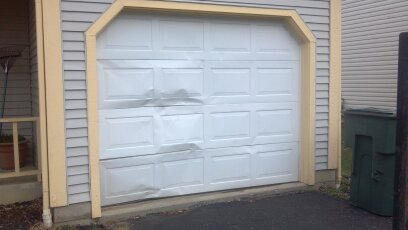 Garage Door Panel Replacement Kansas City Mo